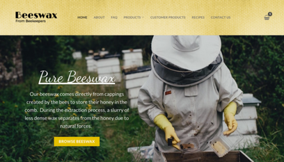 Beeswax From Beekeepers